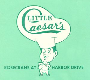 Little Caesars Point Loma