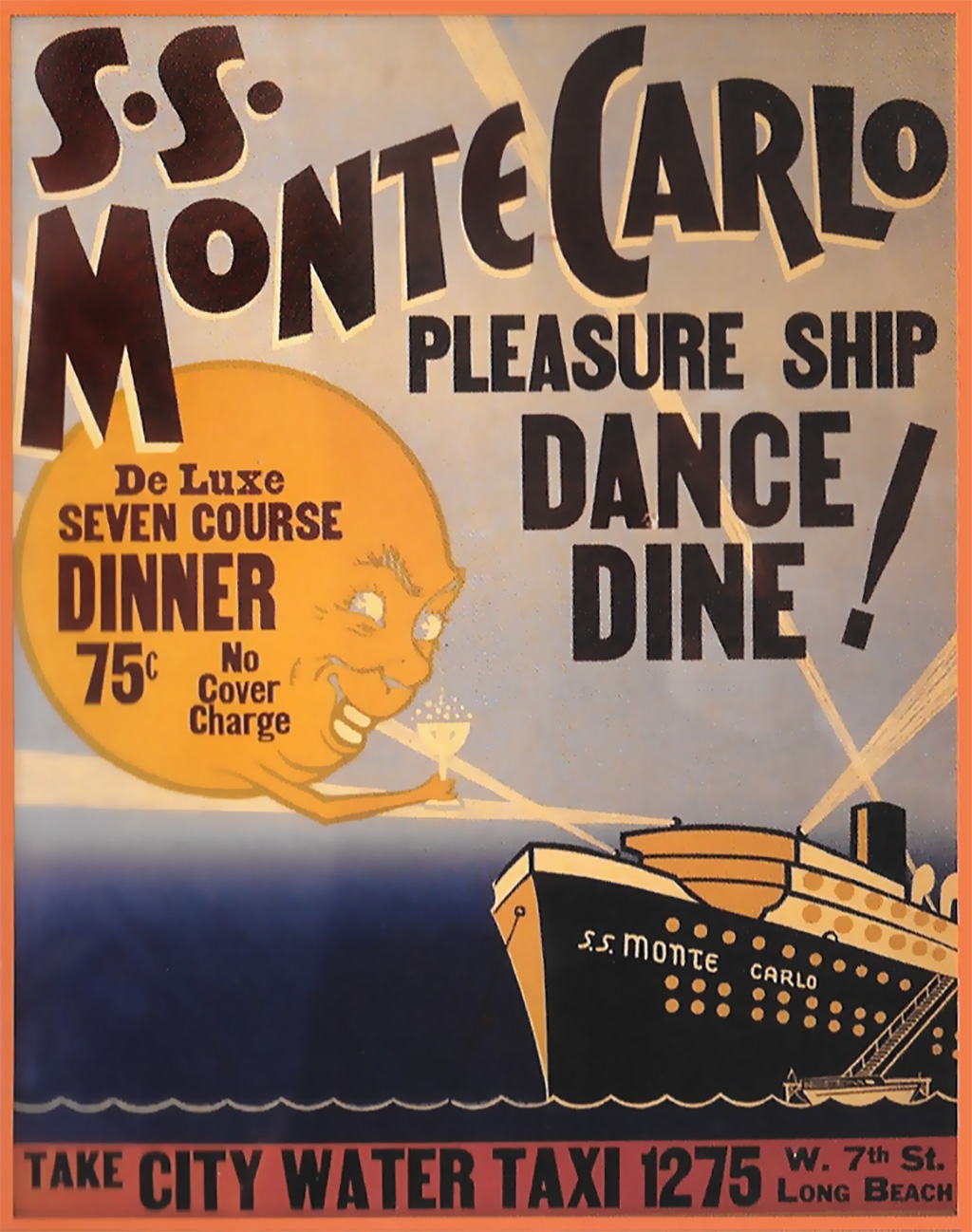 SS Monte Carlo poster