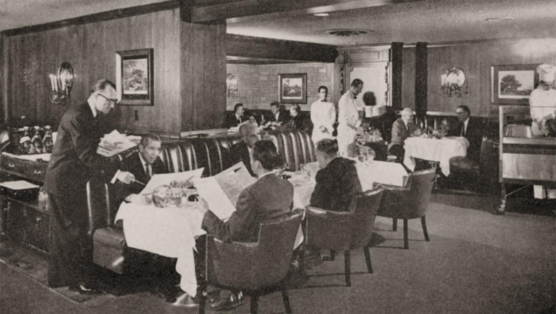 Turf Club Italian Restaurant
