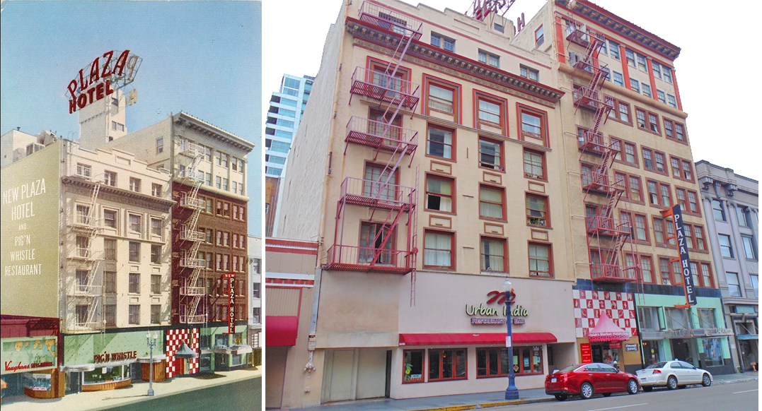 Chi-Chi-club then and now