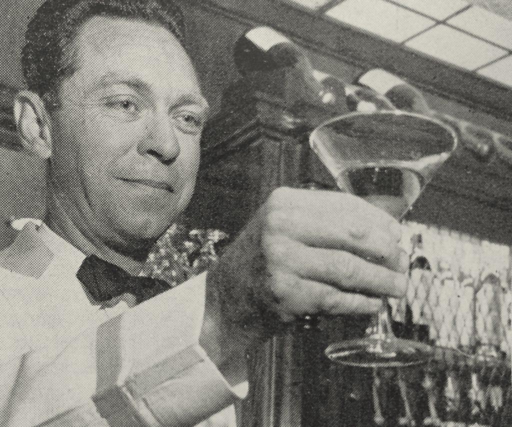 Ralph Pipkin Grant Grill, 1954