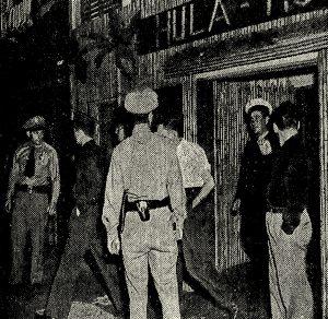 Hula Hut San Diego, 1947