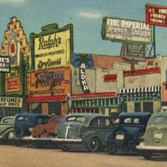 Aloha Club, Tijuana, 1930s
