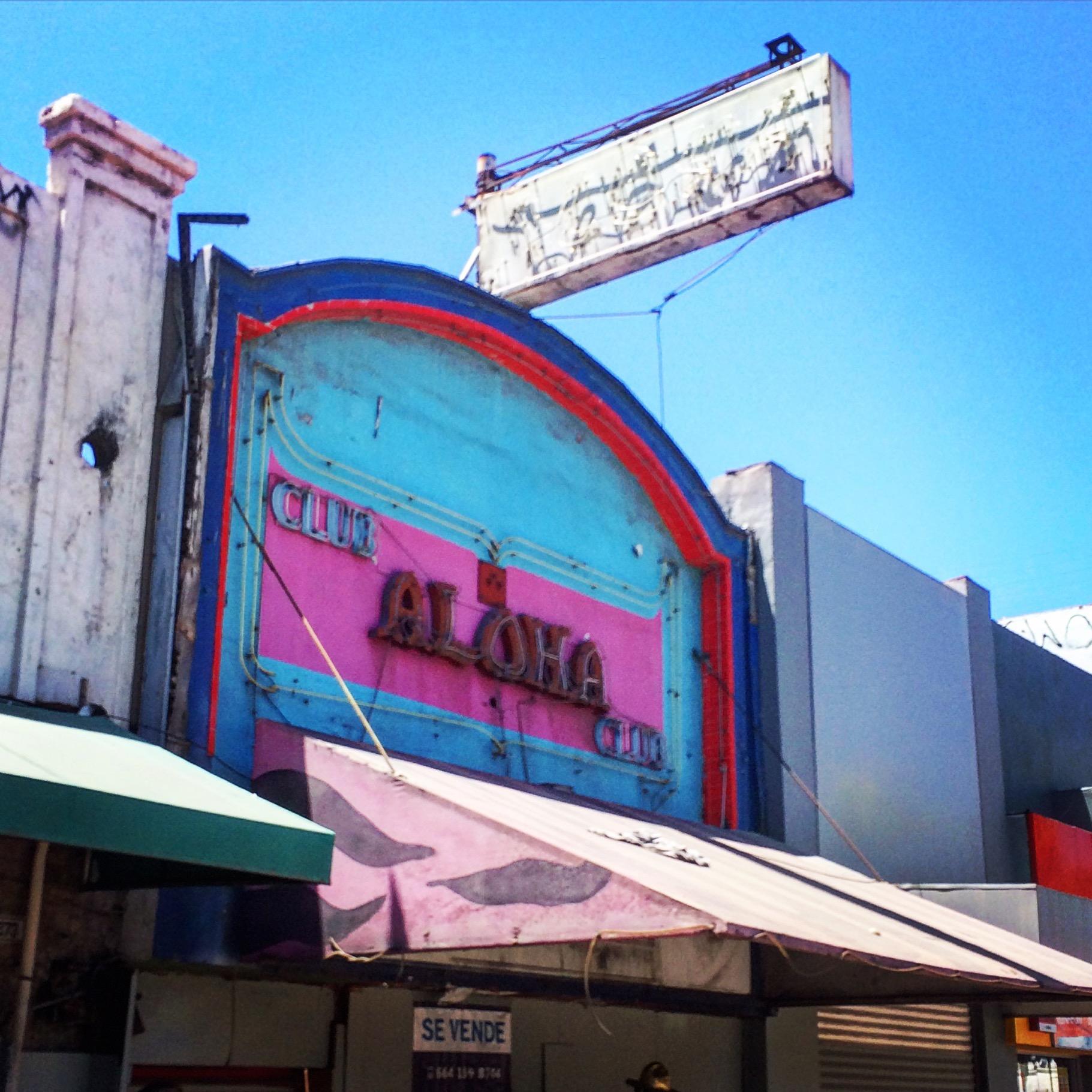 Aloha Club, Tijuana, 2016