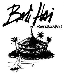 Bali Hai Logo Modern Classic San Diego