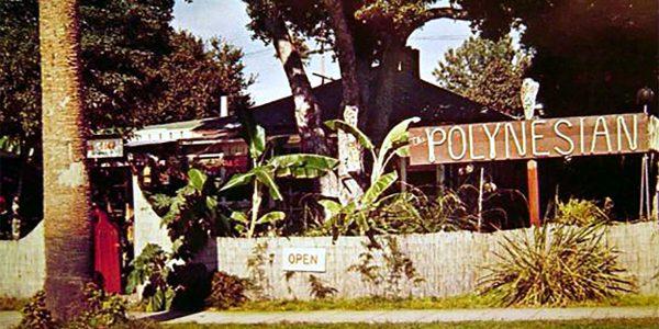 The Polynesian tiki restaurant, La Jolla, CA