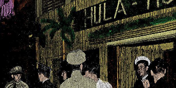 Hula Hut San Diego