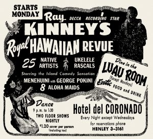 Royal Hawaiian Revue Luau Room