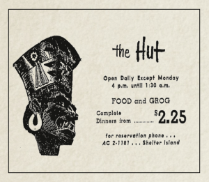 The Hut Restaurant San Diego