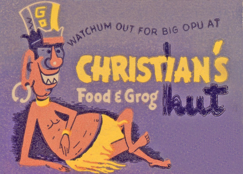 Christian's Hut