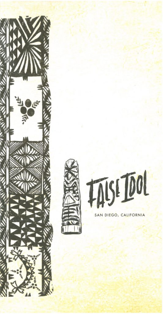 False-Idol-Menu-cover