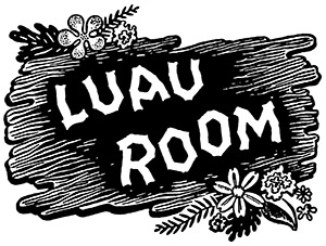 Luau Room logo
