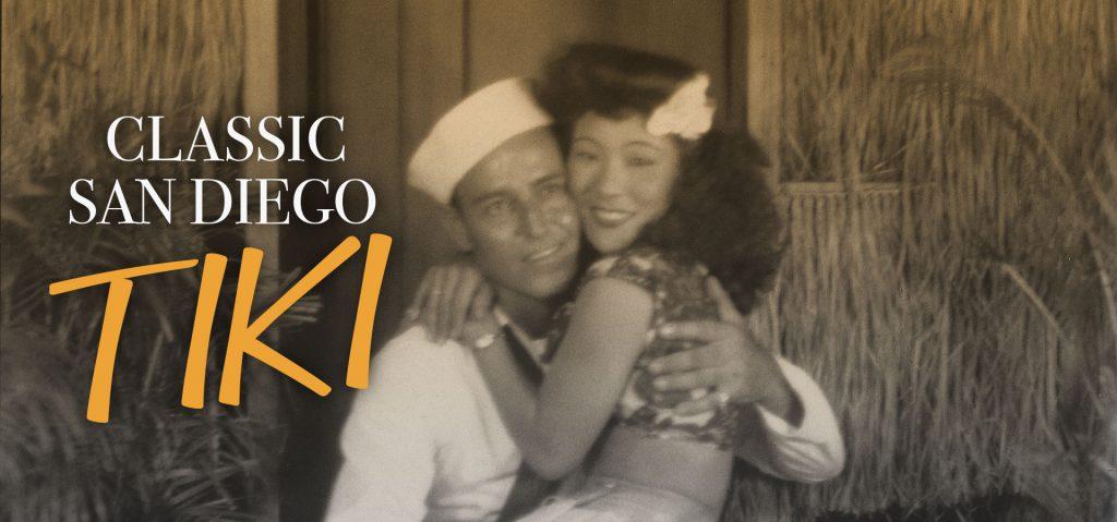 Classic San Diego Tiki