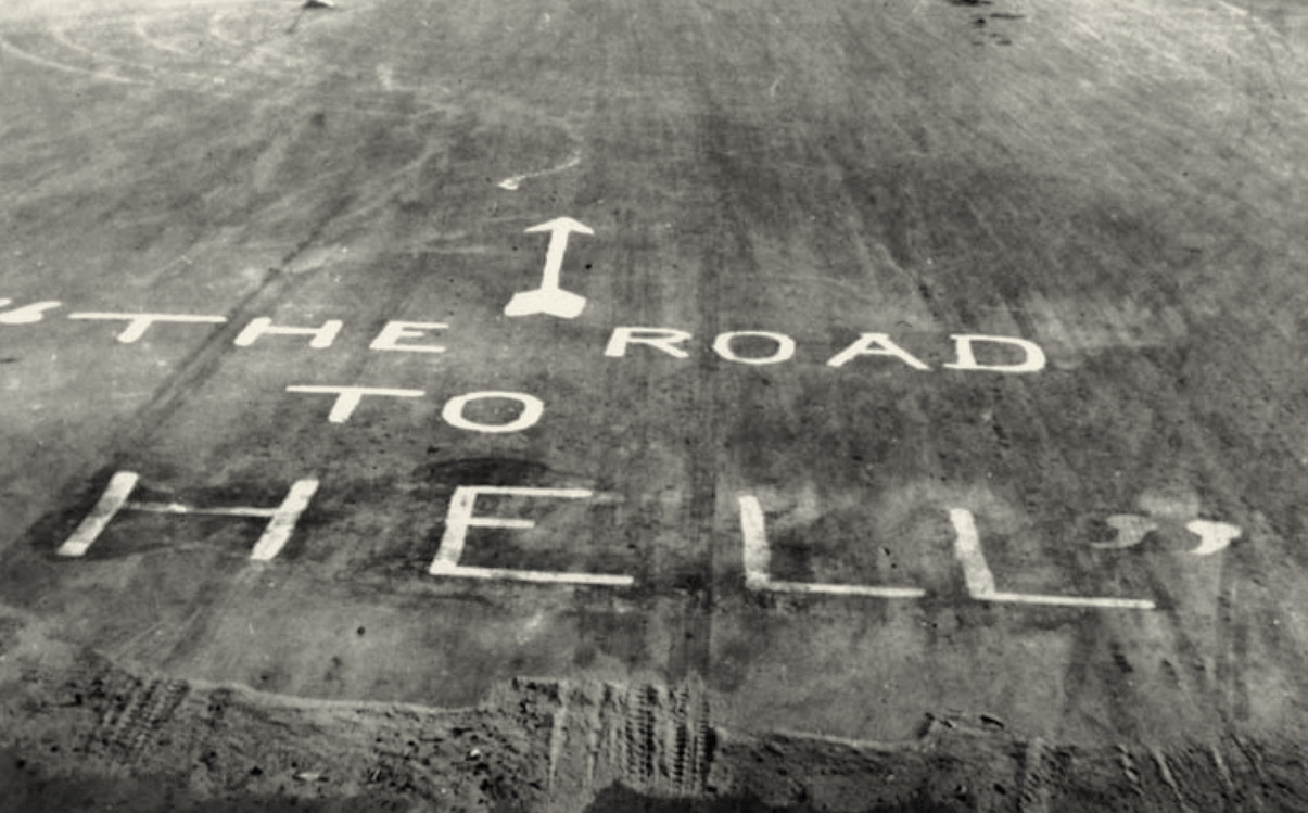 the road to hell National City