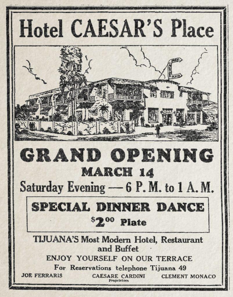 Hotel Caesar's Place Tijuana