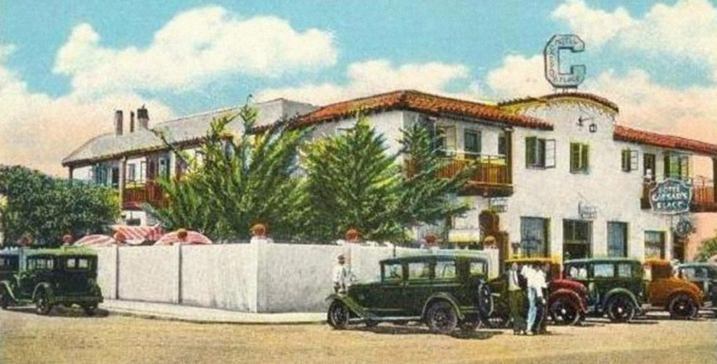 Hotel Caesar's Place, Tijuana