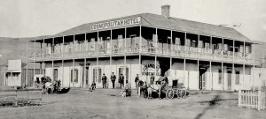 Cosmopolitan Hotel, Old Town San Diego,