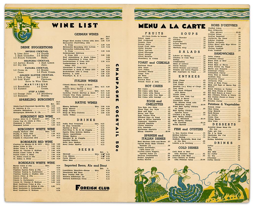 Cafe Cabaret San Diego