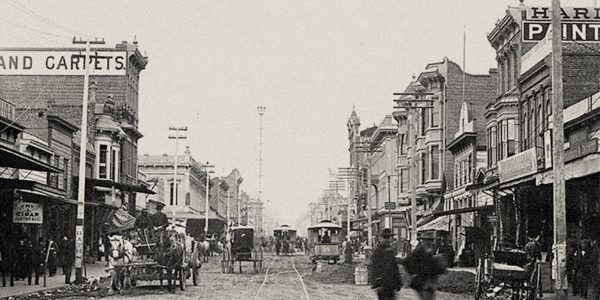Fifth-Street,-New-Town-San-Diego-1887