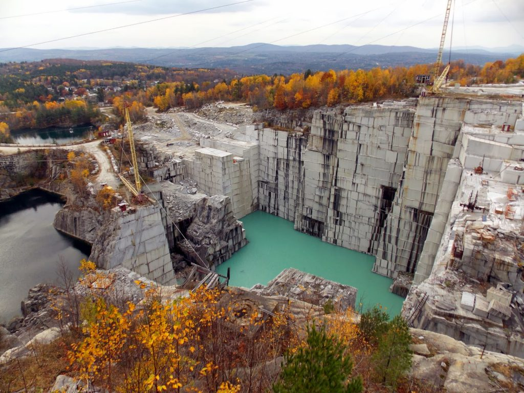 Barre Vermont quarries