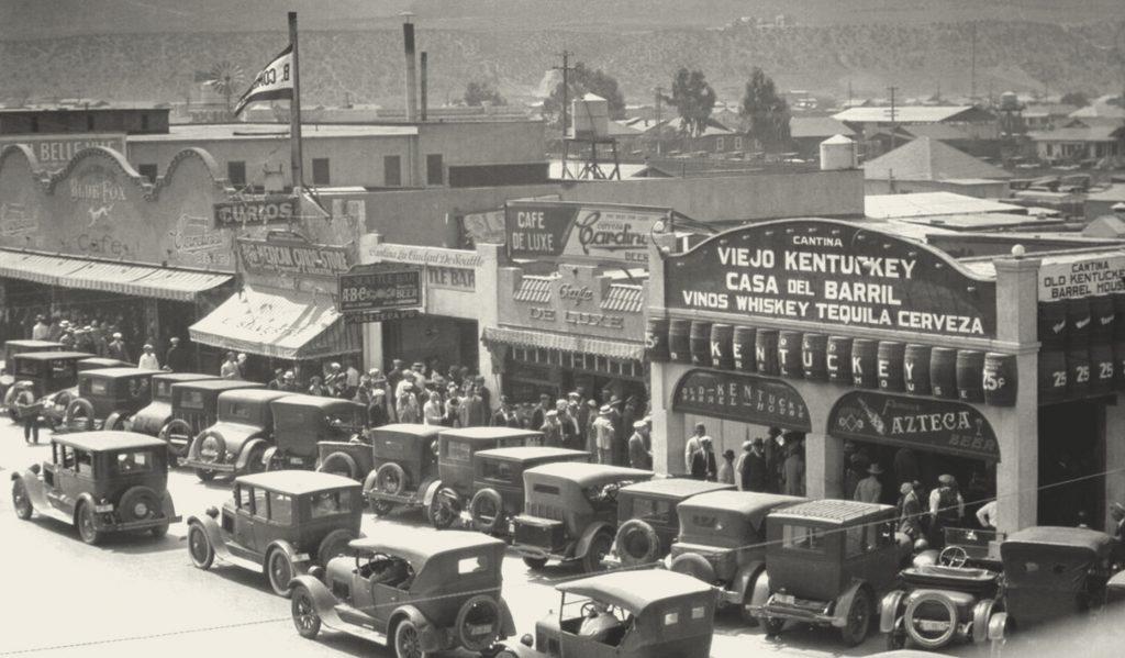 Main Street Tijuana, c1926