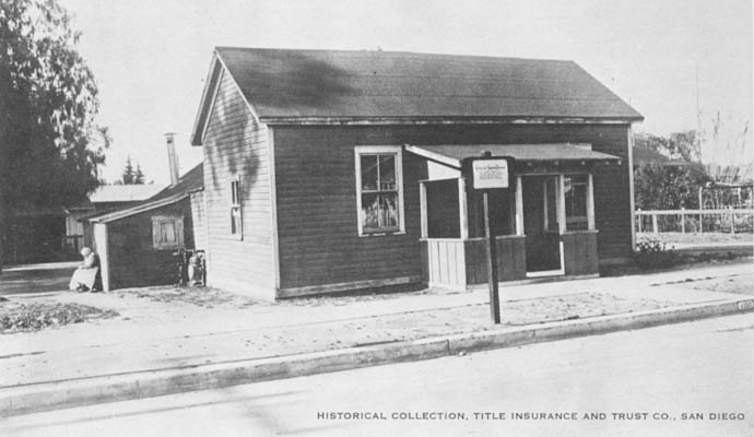 Mason Street School, Old Town Tamale Factory, San Diego