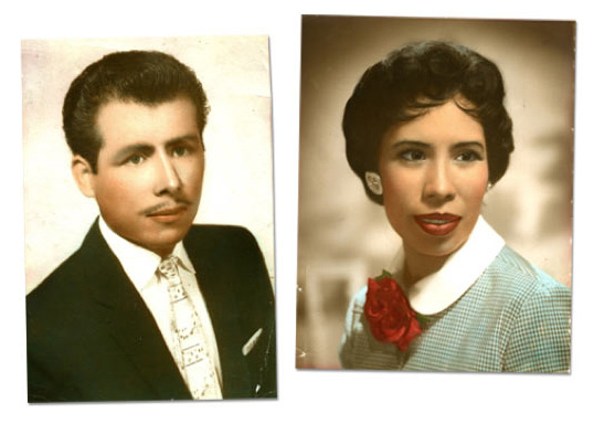 Roberto and Dolores Robledo
