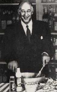 Caesar Cardini, 1950s
