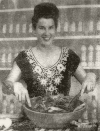 Rosa Cardini, 1967