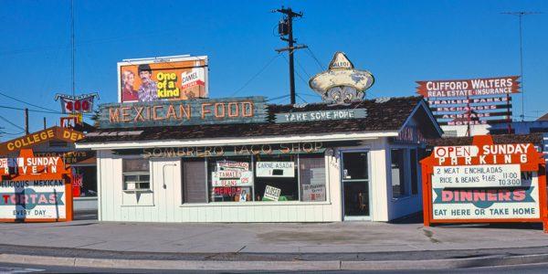 Sombrero Taco Shop