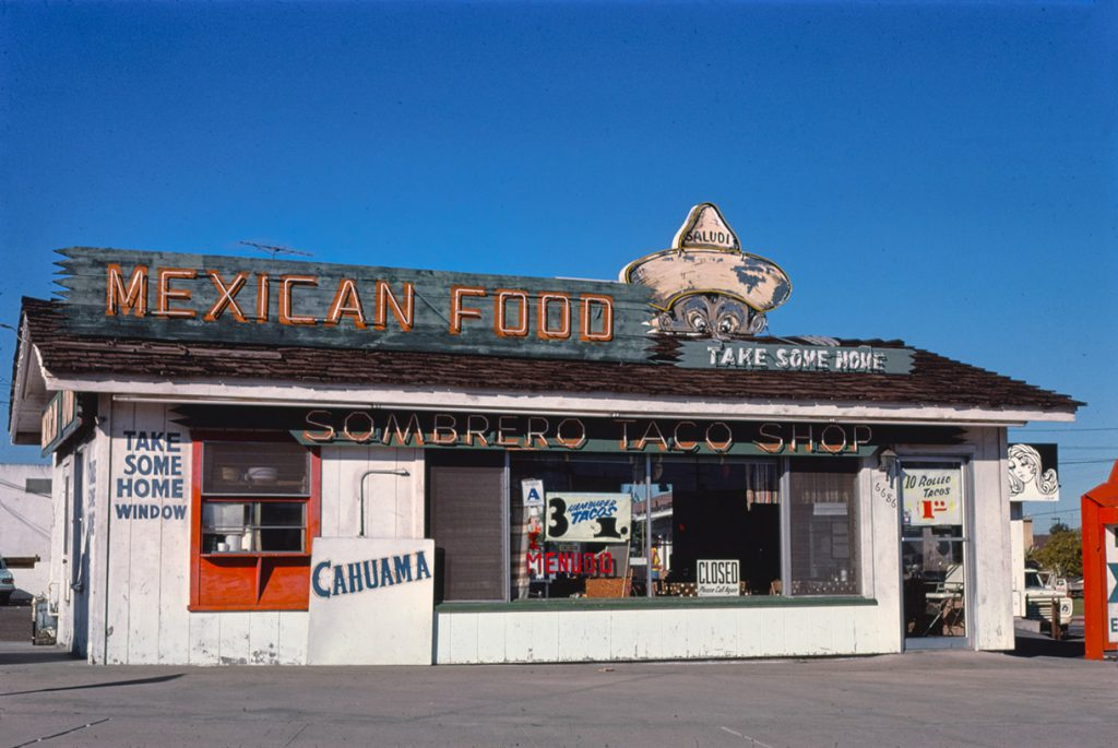 Mexican Food On State Street