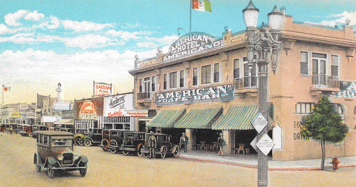 Caesar's Place, Tijuana