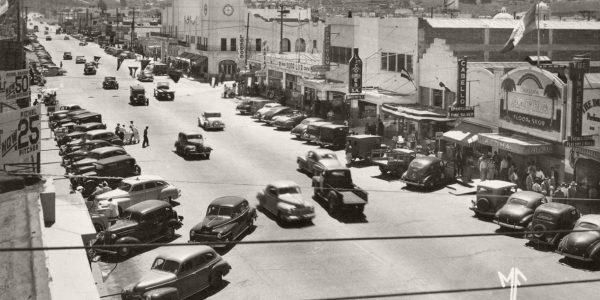 Aloha Cafe, Tijuana, 1948
