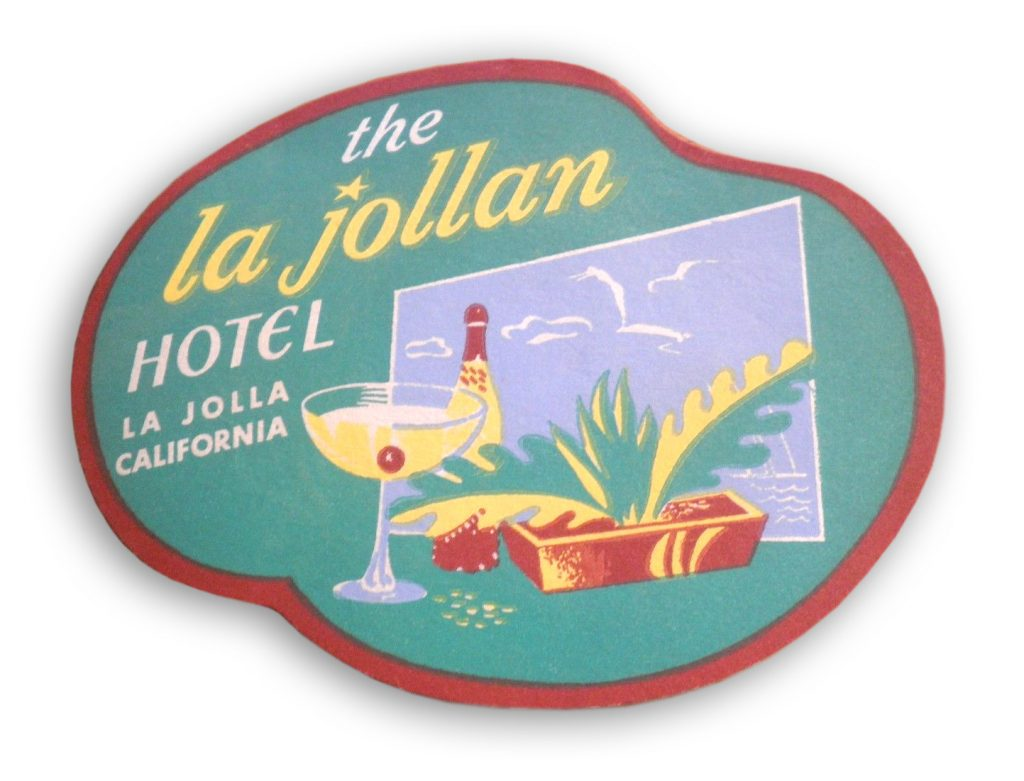 Ja Jollan Hotel, La Jolla CA