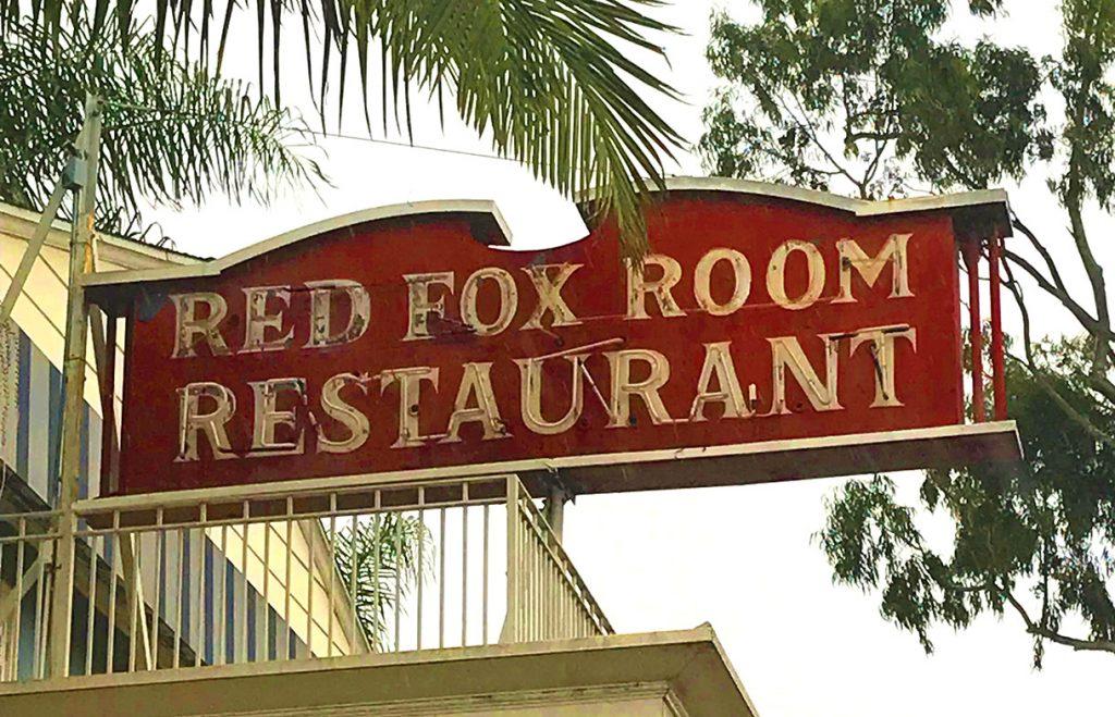 Red Fox Room