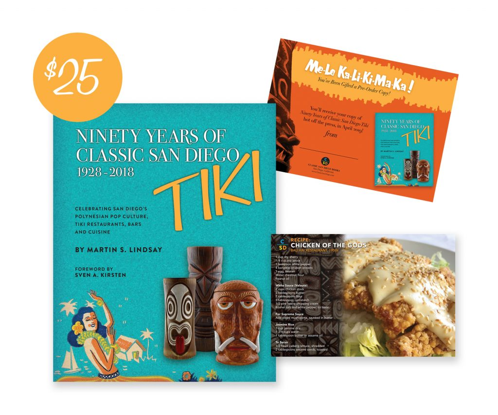 Last Minute Tiki Gift Ideas From Classic San Diego