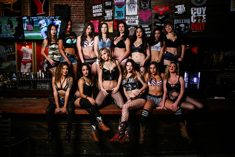 Coyote Ugly San Diego Coyotes