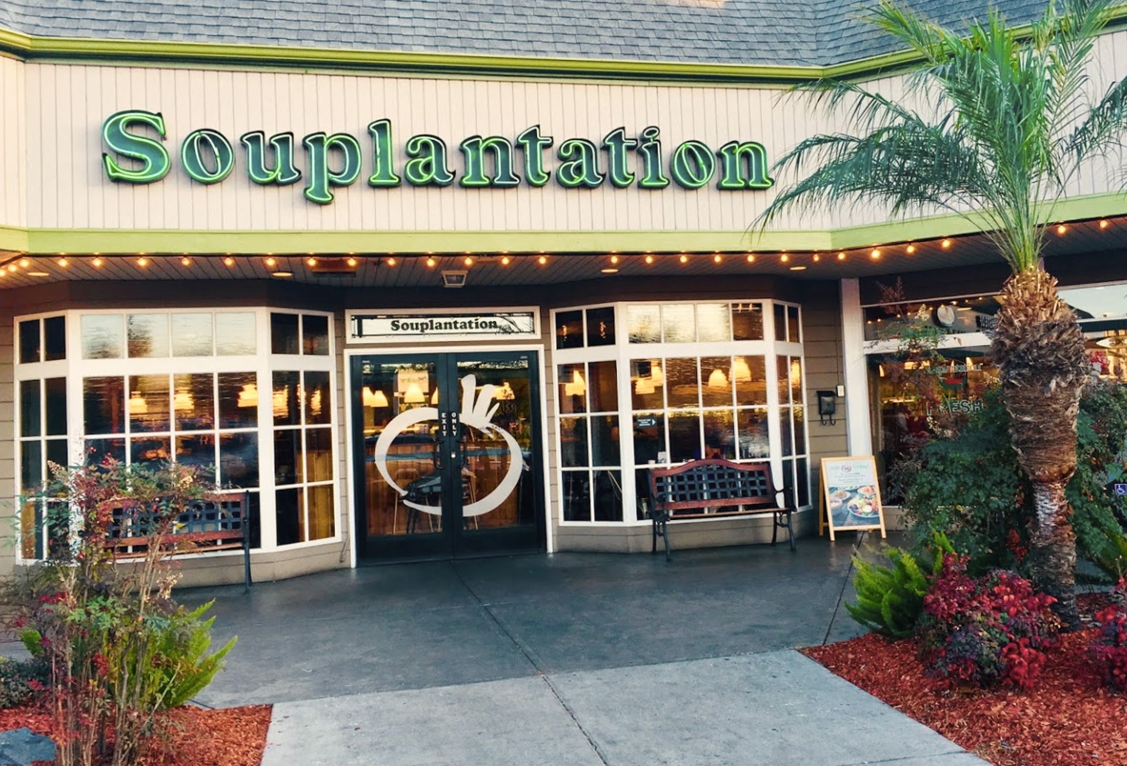 Souplantation number one, San Diego
