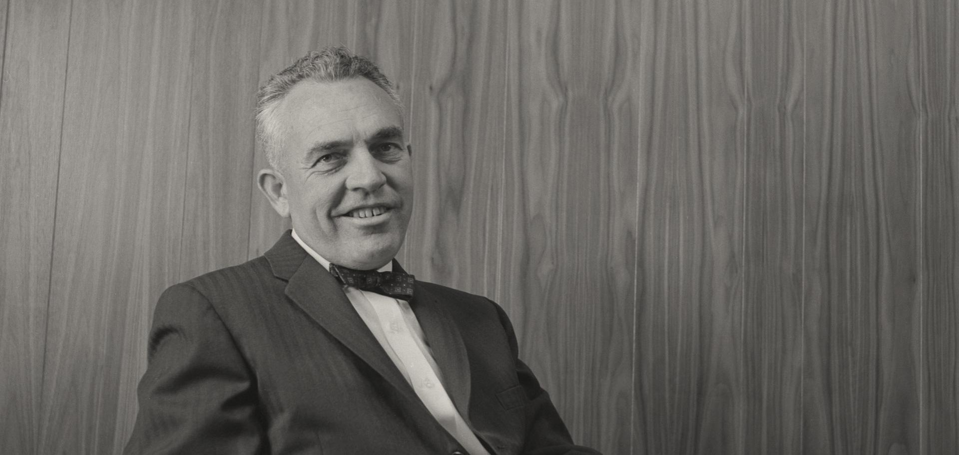 Charles H Brown, 1961